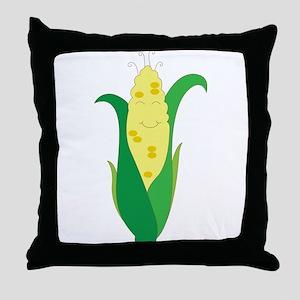 Iowa Corn Throw Pillow