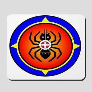 CHEROKEE WATER SPIDER Mousepad