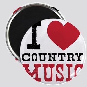 Country Music Magnet