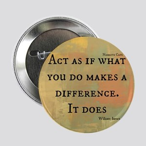 """You Make a Difference 2.25"""" Button"""