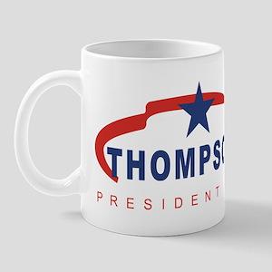 2008 Tommy Thompson (star) Mug