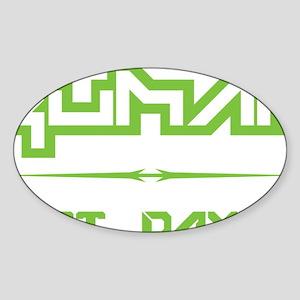 Kumar Techno 2 Sticker (Oval)
