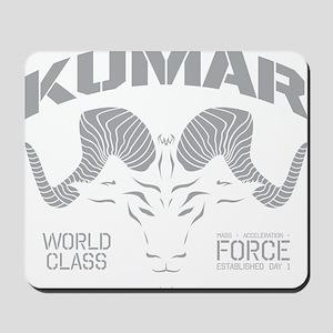 Kumar Ram Stencil 1 Mousepad