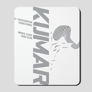 Kumar Ram Combat 1 Mousepad