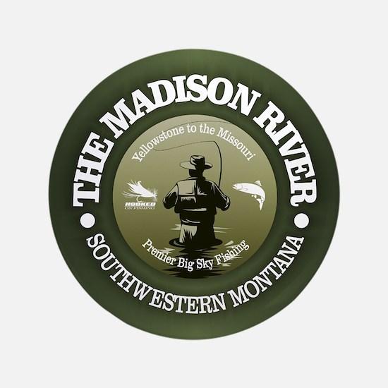 "Madison River FF 3.5"" Button"