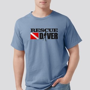 Rescue Diver 3 (blk) T-Shirt