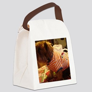 Tough Guy Ready To Go Canvas Lunch Bag