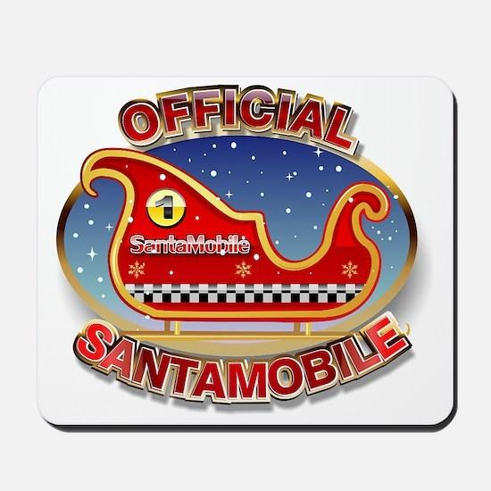 SantaMobile Mousepad