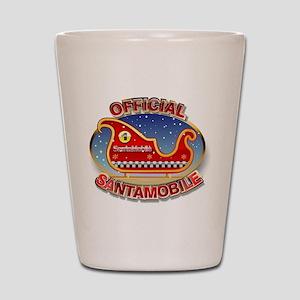 SantaMobile Shot Glass