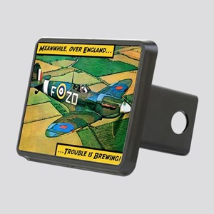 Spitfire - Trouble Brewing Rectangular Hitch Cover