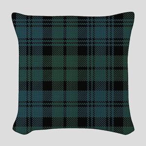 Campbell Scottish Tartan Plaid Woven Throw Pillow