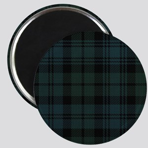 Campbell Scottish Tartan Plaid Magnet