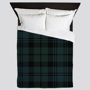 Campbell Scottish Tartan Plaid Queen Duvet