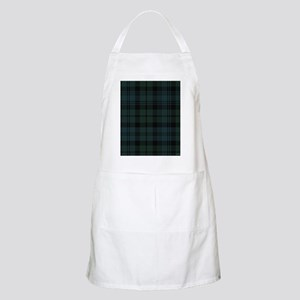 Campbell Scottish Tartan Plaid Apron