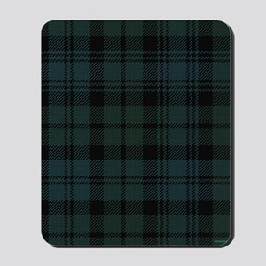 Campbell Scottish Tartan Plaid Mousepad