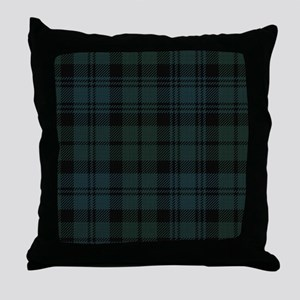 Campbell Scottish Tartan Plaid Throw Pillow