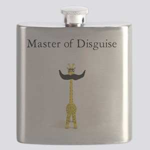 Master of Disguise Flask