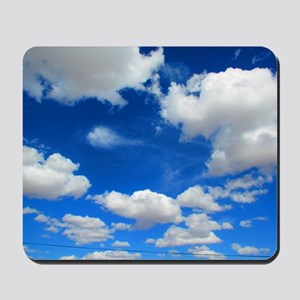 Cloudy Sky Mousepad