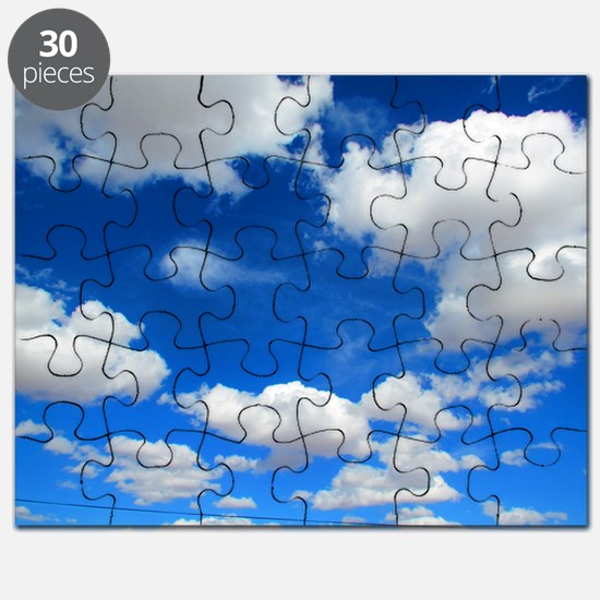 Cloudy Sky Puzzle