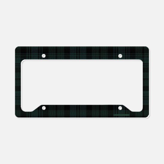 Cameron Ancient Celtic Tartan License Plate Holder