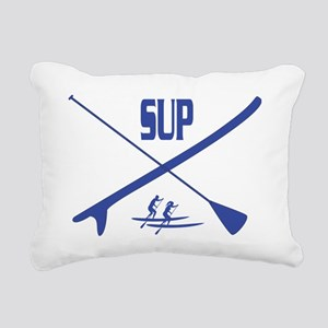SUP Rectangular Canvas Pillow