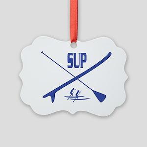 SUP Picture Ornament