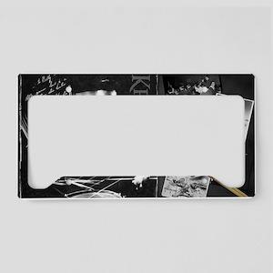 Krupa Montage License Plate Holder