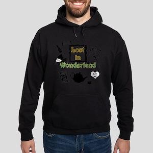 Lost in Wonderland Hoodie (dark)