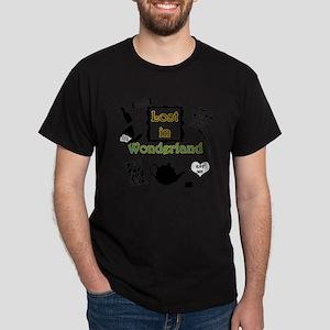 Lost in Wonderland Dark T-Shirt