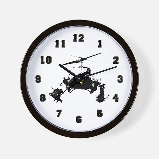 1st Cavalry Division, Vietnam Wall Clock