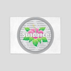Sundance - Hibiscus 5'x7'Area Rug