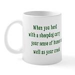 Carry Your Crook Mug