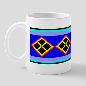 SEMINOLE INDIAN PATCHWORK Mug