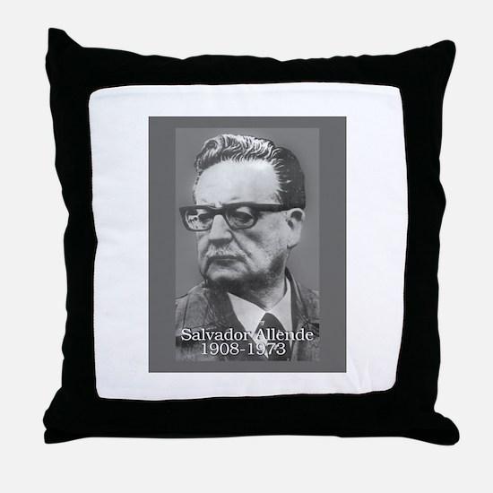 Allende Throw Pillow