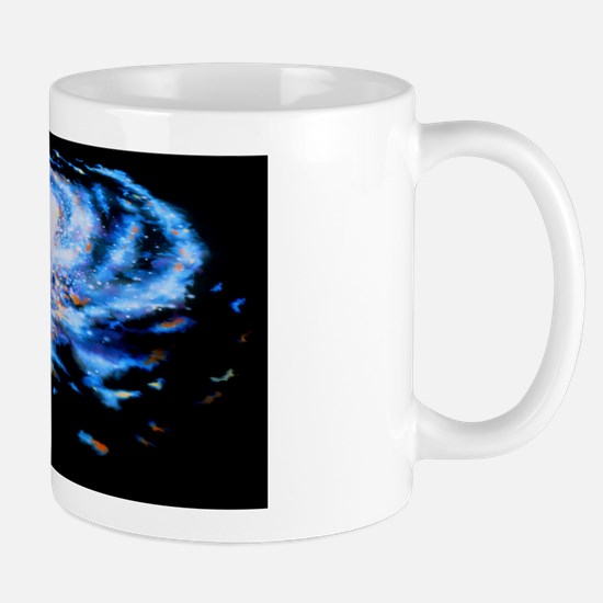 View of our Milky Way galaxy Mug