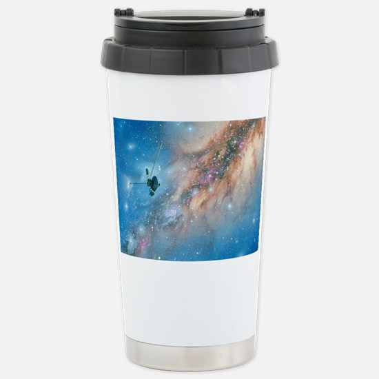 Voyager spacecraft Stainless Steel Travel Mug