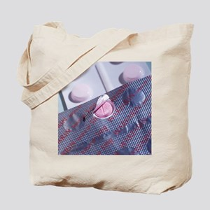 Warfarin tablets Tote Bag