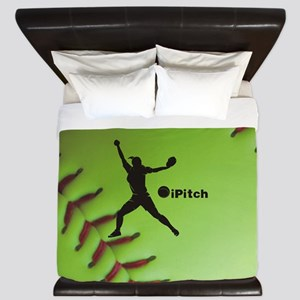 iPitch Fastpitch Softball (right handed King Duvet