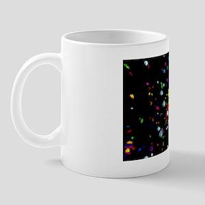 Visualisation of primordial quark/gluon Mug
