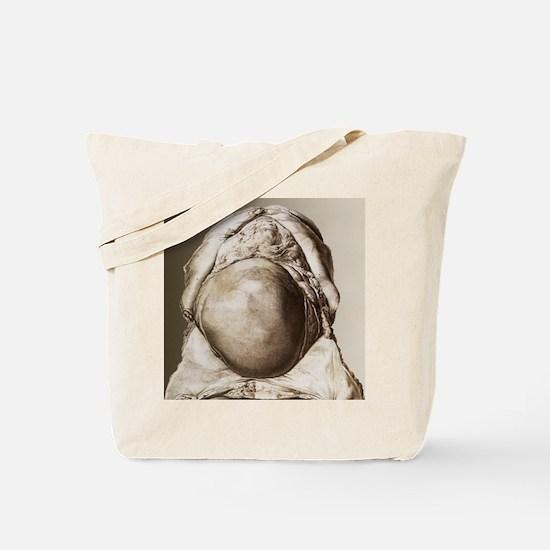 Uterus of a pregnant woman Tote Bag