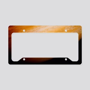 Voyager 2 photo of Jupiter's  License Plate Holder