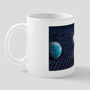 Warped space Mug
