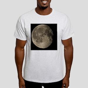 Waning gibbous Moon Light T-Shirt