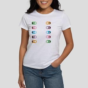 Matryoshka Flip Flops Women's T-Shirt