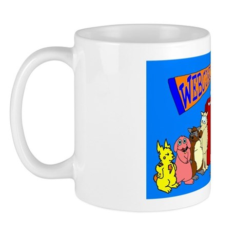 Webcomic U Mug