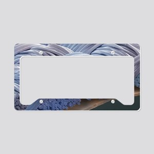 Waterproof material, SEM License Plate Holder