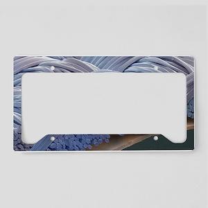 Waterproof material, SEM License Plate Holder