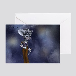 nsl_woman_all_over_tshirt_827_H_F Greeting Card