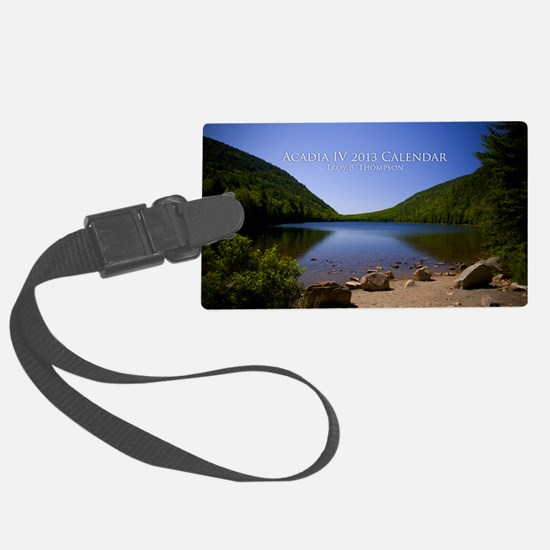 Acadia IV 2013 Luggage Tag