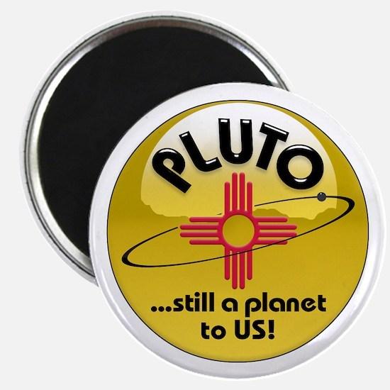 NM loves Pluto Magnet